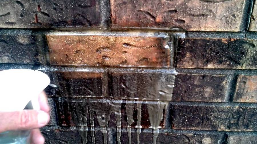 How To Clean a Brick Wall