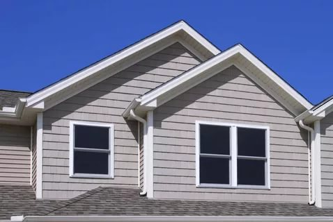 siding renovation project by siding contractors in Arlington Heights